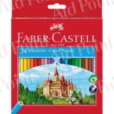 FABER-CASTELL MATITE COLORATE ECO DA 24