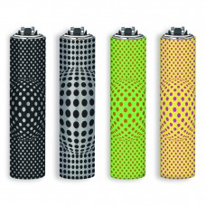 CLIPPER METAL CASE DOTS V2 DA 30