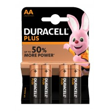 DURACELL Plus Power MN1500 Stilo AA BL4x20