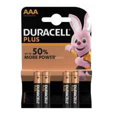 DURACELL Plus Power MN2400 MiniStilo AAA BL4x10