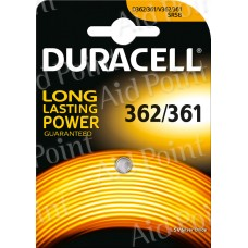 DURACELL WATCH 362/361 BL1x10