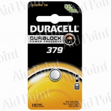 DURACELL WATCH 379 BL1x10