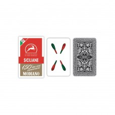MODIANO CARTE SICILIANE DA 14 MAZZI
