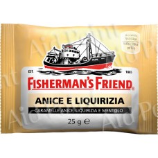 FISHERMAN'S FRIEND LIQUIRIZIA-ANICE DA 24