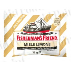 FISHERMAN'S FRIEND MIELE LIMONE DA 24