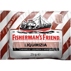 FISHERMAN'S FRIEND SWEET LIQUORICE SZ DA 24