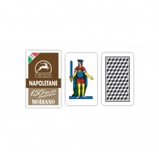 MODIANO 150° CARTE NAPOLETANE MARRONE