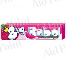 BIG BABOL PANNA E FRAGOLA STICK DA 24